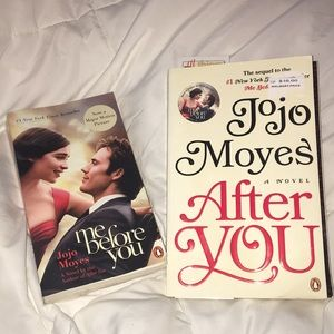 Me Before You novels bundle By: John Moyes